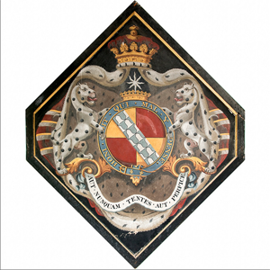 Hatchments Funerary Coats Of Arms And Practices